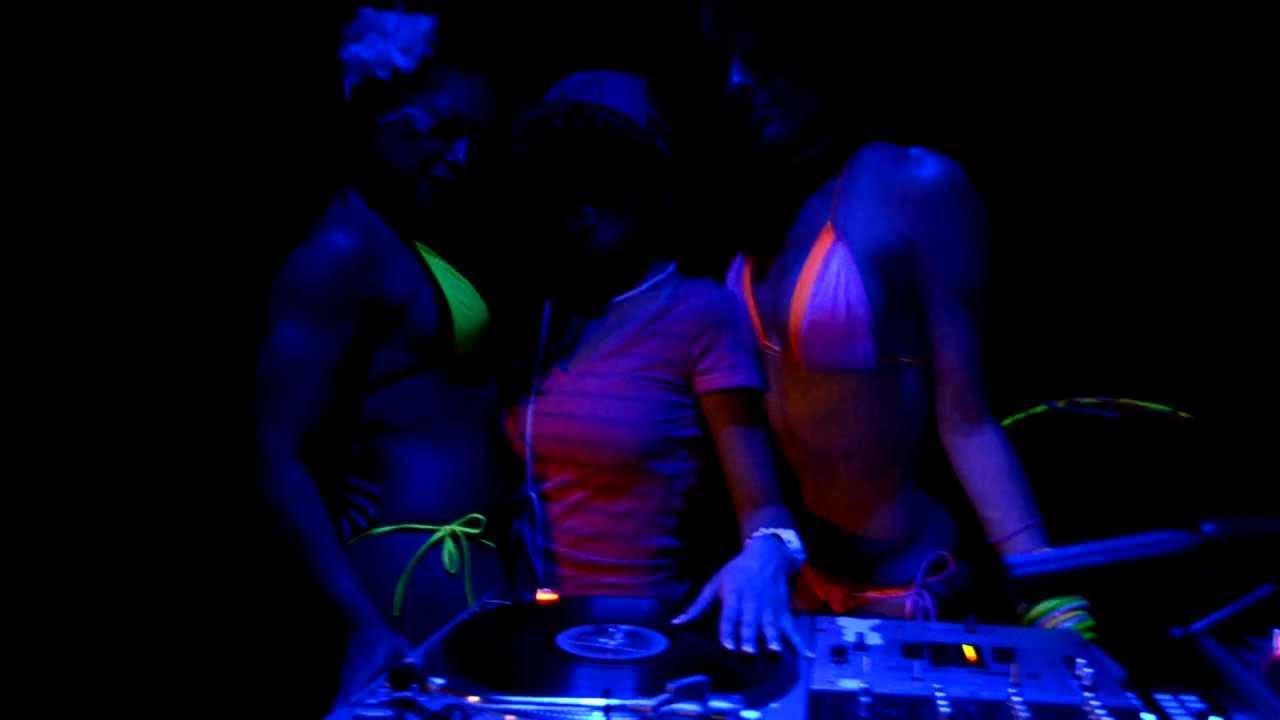 Flow3rmant1s Spinnin Glo At Fortress Nightclub Cleveland Ohio