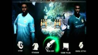 WENB PES 2011 PS3 Option File Preview