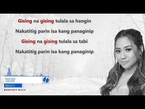Morissette - Panaginip (Lyrics Video)