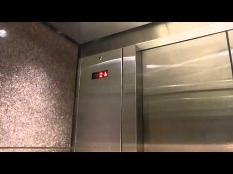 Kone Hydraulic Skybridge Elevators At Dallas Love Field Airport