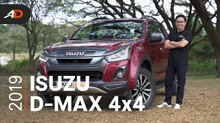 2019 Isuzu D-Max 4x4 Review - Behind the Wheel
