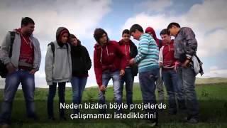 YGA Sosyal Inovasyon Kampı 2013 Kars Boğatepe