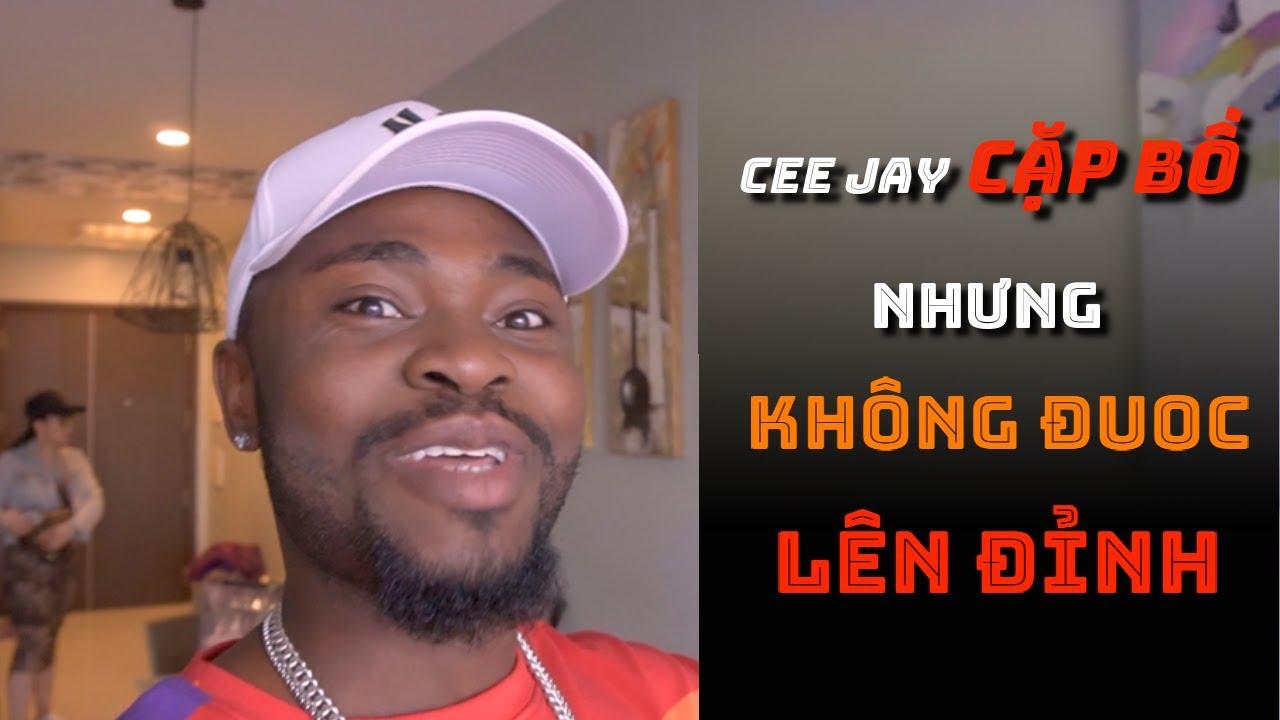 """Cee Jay """"Cặp Bồ"""" Nhưng Không Được """"Lên Đỉnh"""" Tại Sài Gòn Còn Leola Thì Bay Như Phi Hành Gia !"""