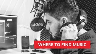 Where To Find The Right Music For Your Videos
