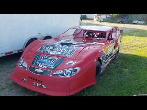 Jeff Crouse Racing.   Feature Win at KRA Speedway.  7/6/17.  Super Stock