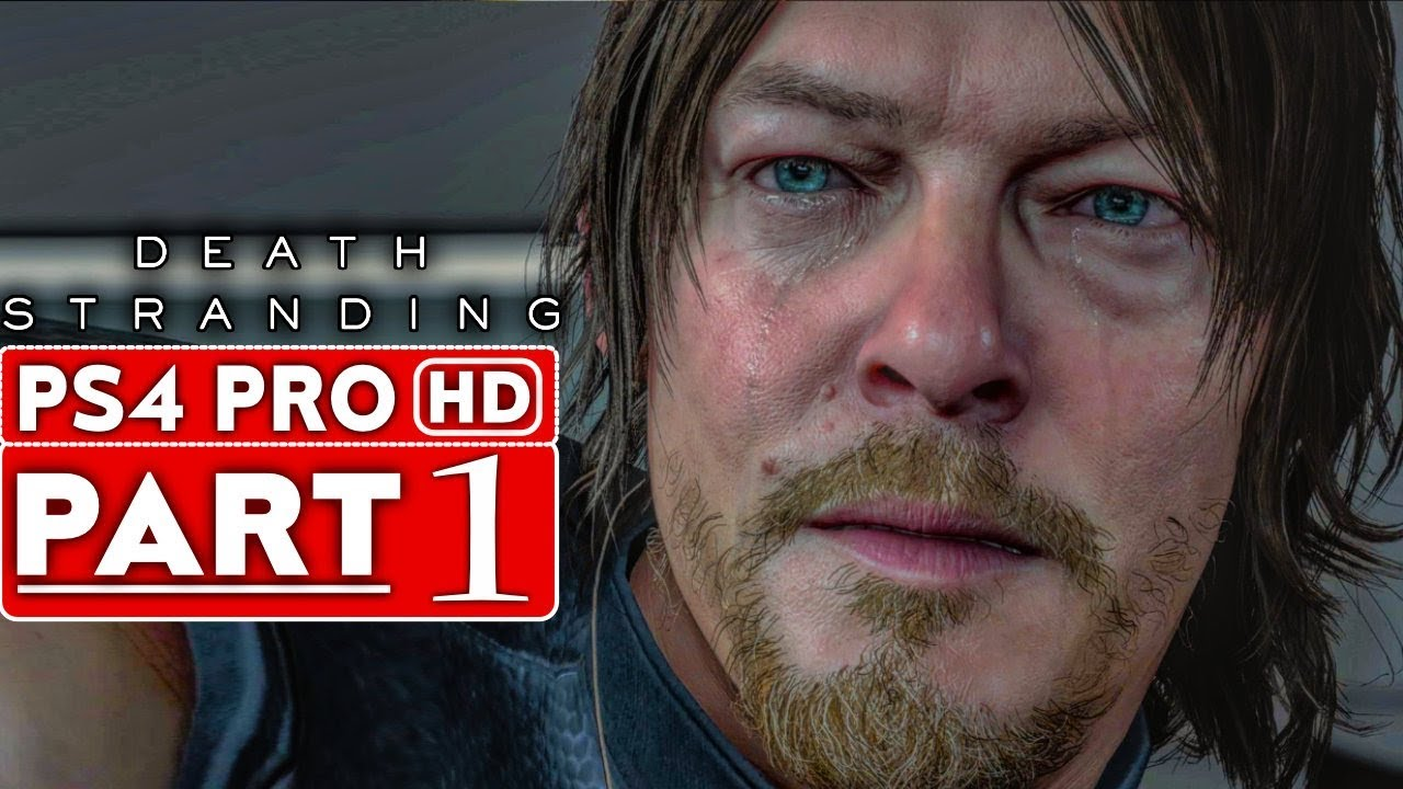 DEATH STRANDING Gameplay Walkthrough Part 1 [1080p HD PS4 PRO] - No Commentary thumbnail