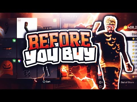 BEFORE YOU BUY HALLOWEEN CLOTHES NBA 2K19! BUYING ALL *LIMITED* CLOTHES! SHOULD YOU BUY?