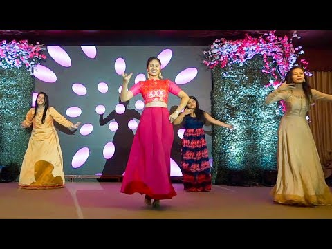 Mera Piya Ghar Aaya - Sangeet Dance   Natya Social