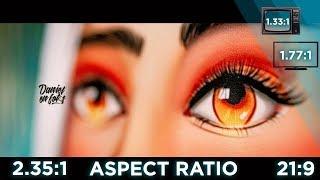 Aspect Ratio | AppleProRes en Premiere