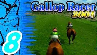 Gallop Racer 2004 Walkthrough With Commentary Day 8 PS2 Gameplay