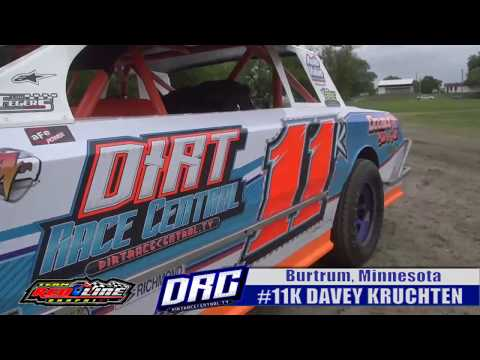 Interview with Davey Kruchten 5/25/17 KRA Speedway