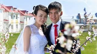 Калмыцкая свадьба (Александр и Светлана)