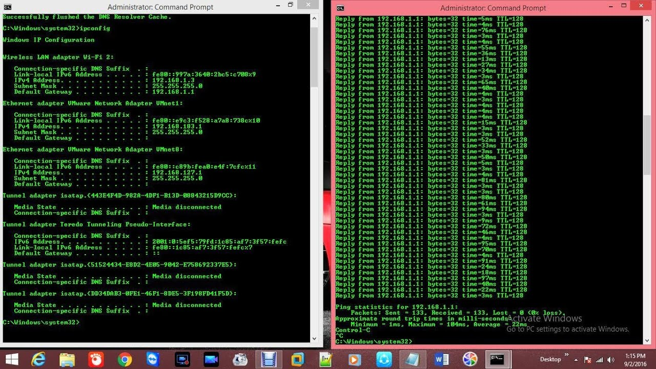 How to - Boost Up Slow Internet Connection using cmd 2017