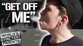 Gambar cover Sneaking Out & Freaking Out | World's Strictest Parents