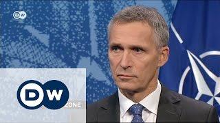Жесткое интервью DW с генсеком НАТО