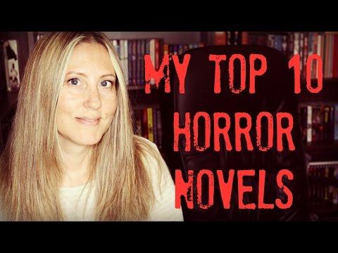My Top 10 Horror Novels