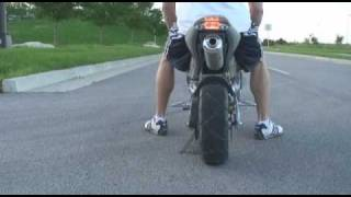 A Ride On The x18 Pocket Bike