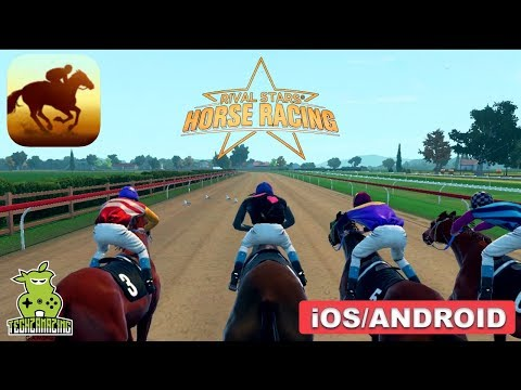 RIVAL STARS HORSE RACING - IOS / ANDROID GAMEPLAY