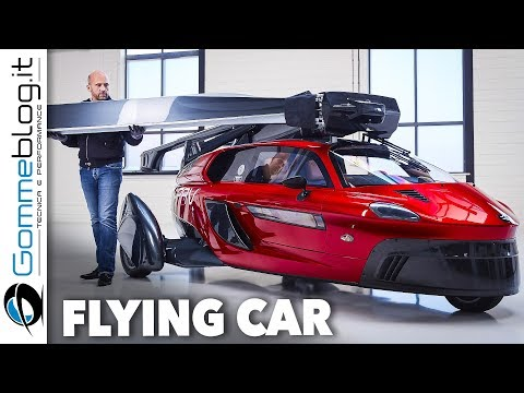 PAL V – The World's First Flying Car NOW ON SALE – Production Model Comes to Life