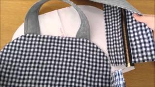Video 4 -  Bolsa de Viagem em Patchwork