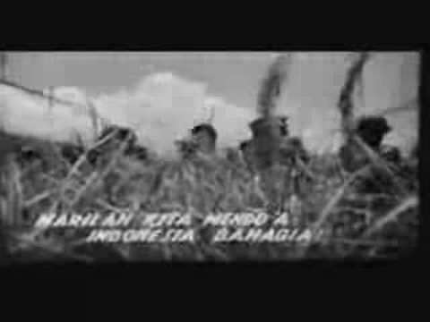 Lagu Indonesia Raya Asli
