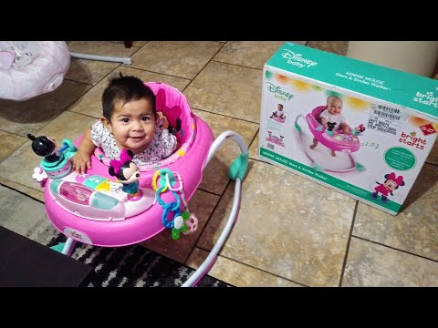 Disney Baby Minnie Mouse Walker Review