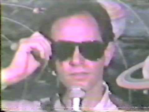 You used to be Stevie Wonder - Peter Ivers