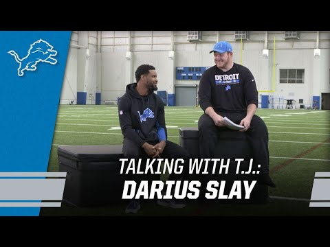 Talking with T.J.: Darius Slay