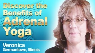 Testimonial: How Veronica Axelson Recovered with Adrenal Yoga
