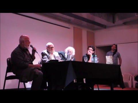 """Presentación Libro """"Fernando García Curten. Un reflejo en la penumbra"""" de Marcos Krämer"""
