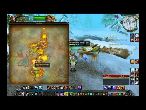 World Of Warcraft Guide's: How to get a Dwarf to StormWind