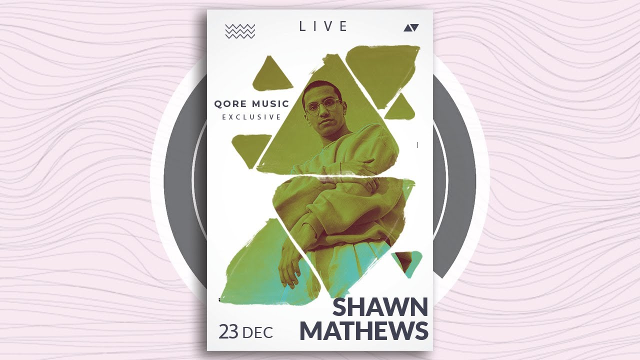 Shawn Mathews - Next To Me | Qore Music Co. Performance