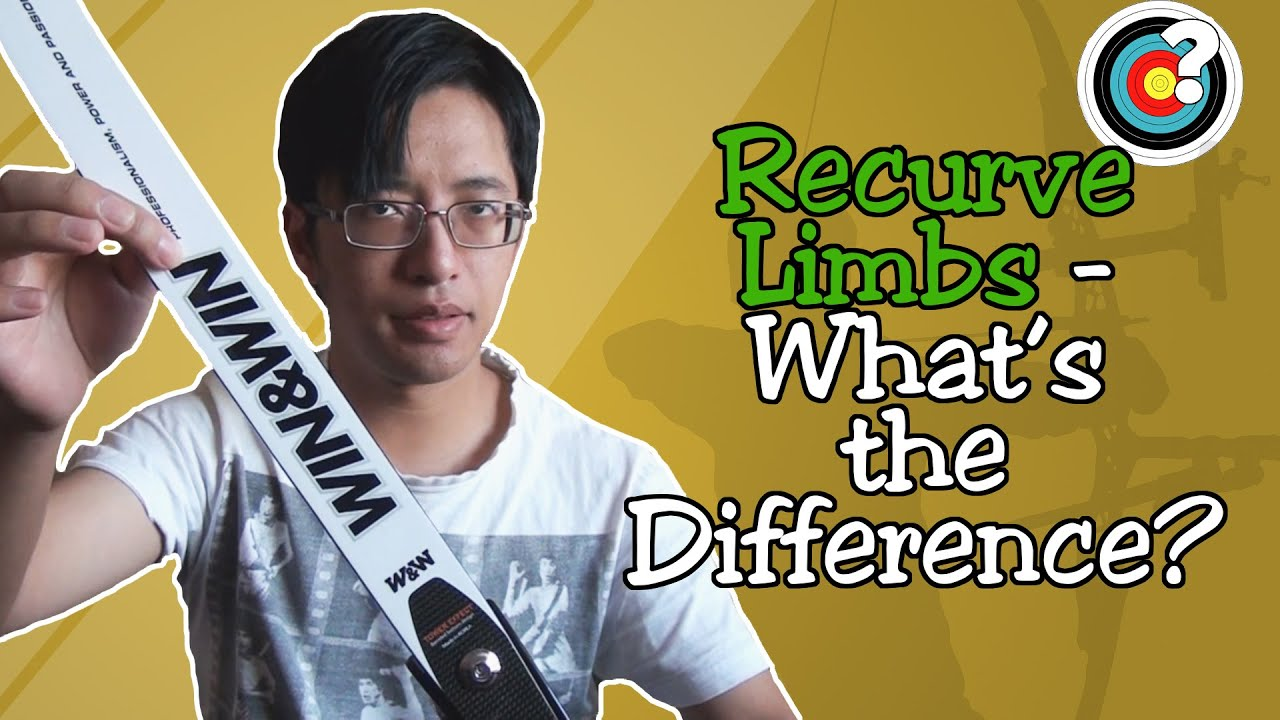 Archery | Recurve Limbs - What's the Difference?