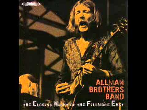 Allman Brothers Band - Done Somebody Wrong - Closing Night At The Fillmore (6/27/71)