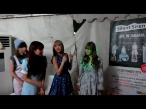 Japanese Music ID Interview with Silent Siren at GJUI 21
