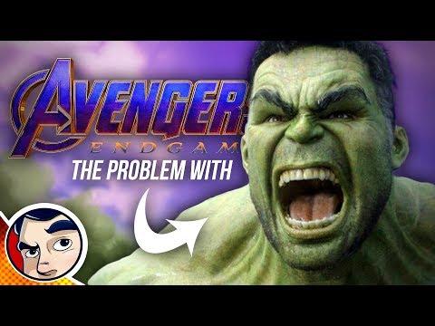 Avengers Endgame - The Hulk Problem | Comicstorian