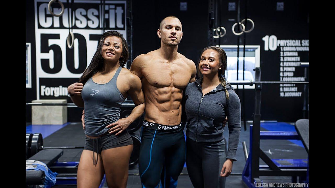 Crossfit Vs Bodybuilding Extreme Workout Motivation
