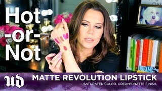 UNRELEASED URBAN DECAY LIPSTICKS | Hot or Not