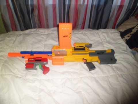 Hoe maak je een nerf geweer 2 youtube - Hoe je een eigentijdse inrichting van ...