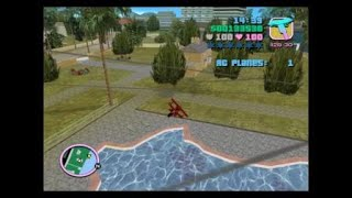 "Grand Theft Auto Vice City-Walkthrough PS4-Misson#23""Bombs Away!"""