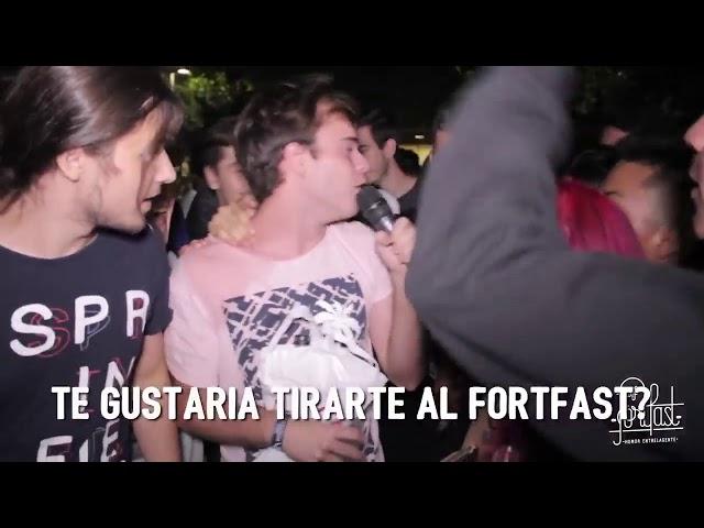 Fortfast Botellón Video Borrado (Dulceida y Dalas)