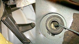 Как почистить дренаж кондиционера Ауди А6 С5