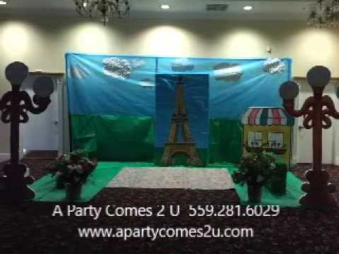 Party Rental And Supplies In Fresno CA