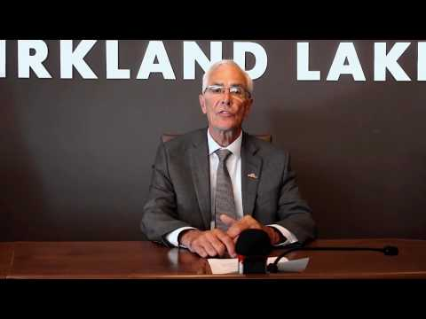 Heath & Sherwood: Kirkland Lake Mayor Tony Antoniazzi