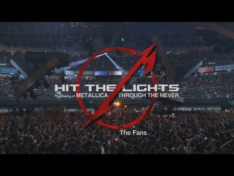 Hit the Lights: The Making of Metallica Through the Never - Chapter 8: The Fans Thumbnail image