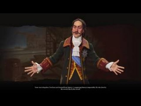 [Civilization VI] Guide N°6 : Russie (Début de partie + explications)