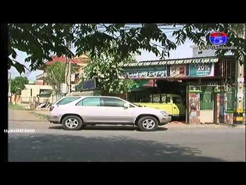 Khmer Movie on TV5 អព្ភូតហេតុស្នេហ៍  Part 7