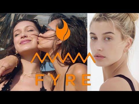 Supermodels Kendall Jenner, Hailey Baldwin & Bella Hadid Facing LAWSUIT For FYRE Festival! Mp3