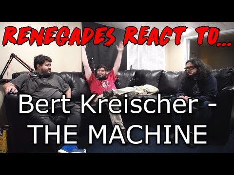 Renegades React to... Bert Kreischer - THE MACHINE