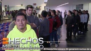 México no recibirá a deportados que no sean mexicanos